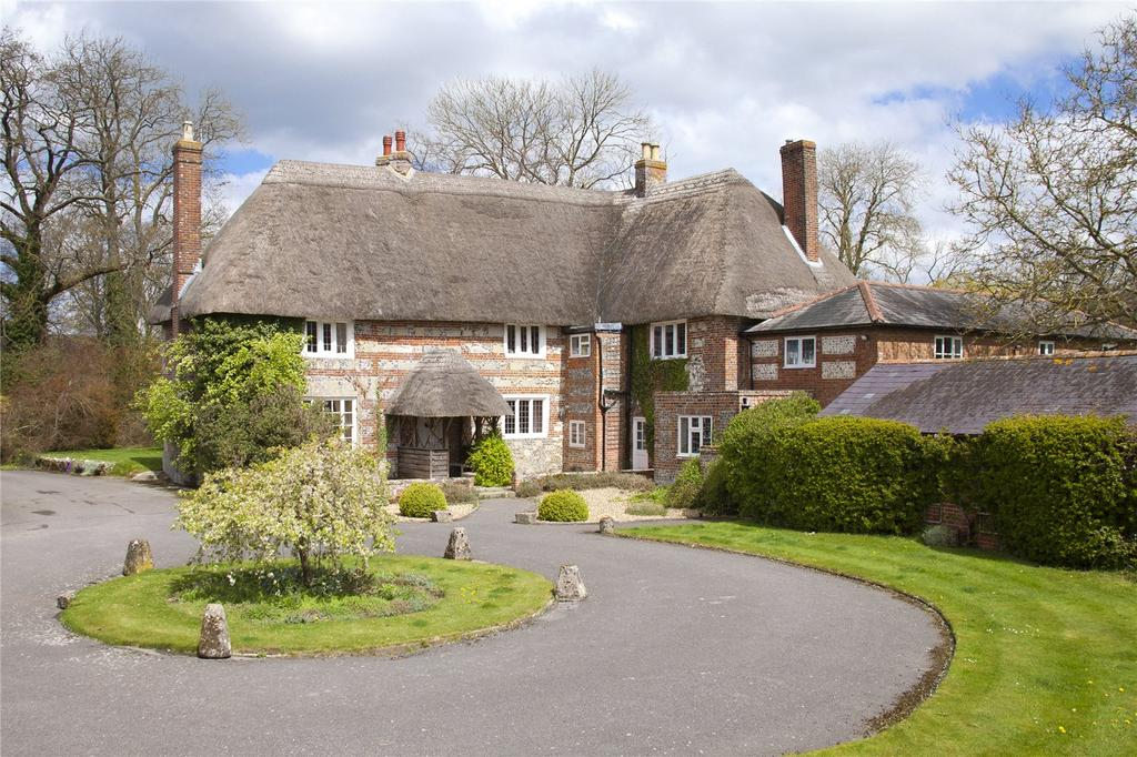 7 Bedrooms Unique Property for sale in Upavon, Pewsey, Wiltshire, SN9