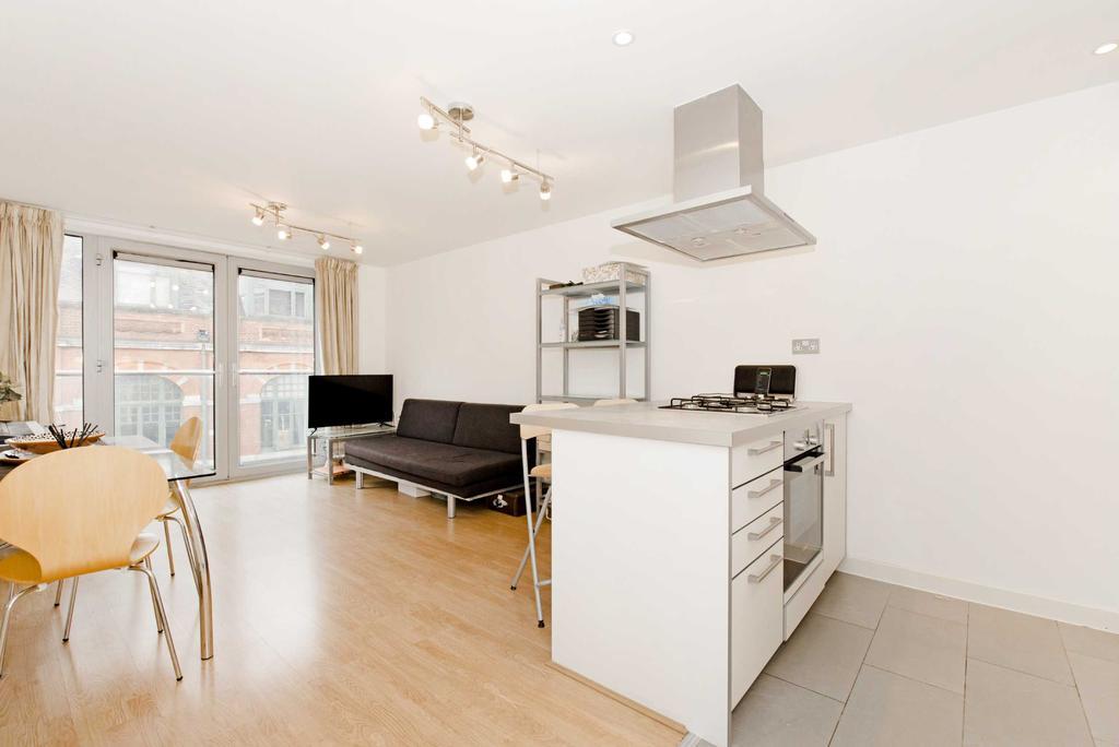 1 Bedroom Apartment Flat for sale in Wheler Street, E1