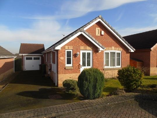 2 Bedrooms Bungalow for sale in 4 Alpine Court, Hemsworth, Pontefract, WF9 4UA