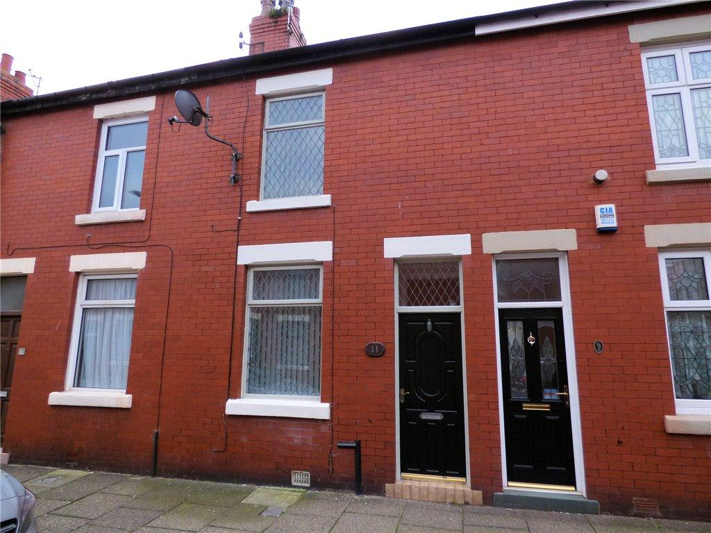 2 Bedrooms Terraced House for sale in Whittaker Avenue, Layton, Blackpool