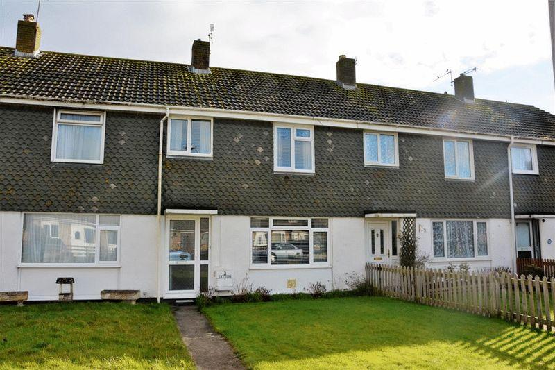 3 Bedrooms Terraced House for sale in Dunster Crescent, Weston-Super-Mare