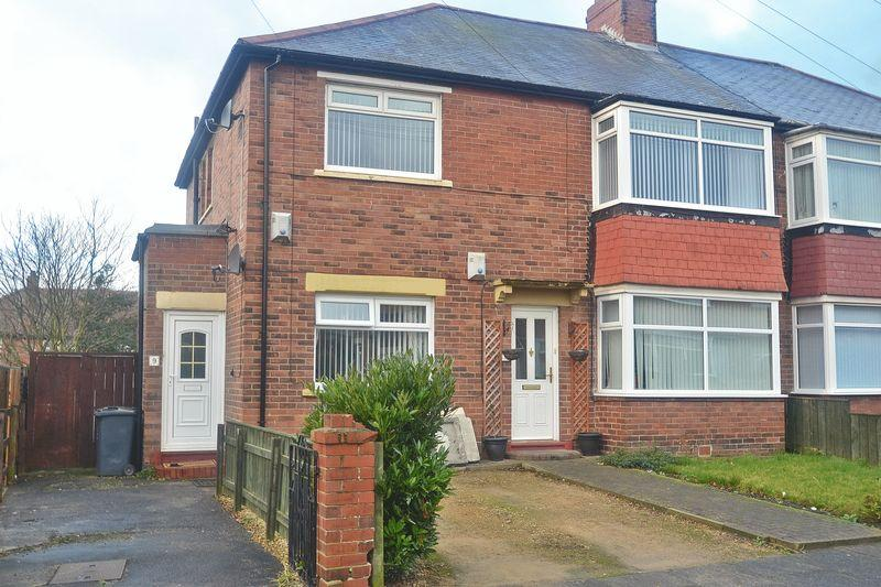 2 Bedrooms Apartment Flat for sale in Bardolph Road, North Shields