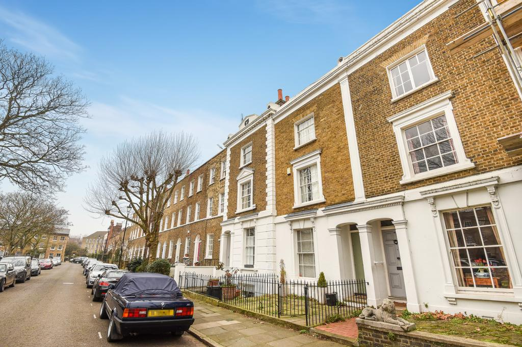 2 Bedrooms Town House for sale in Cleaver Square, SE11