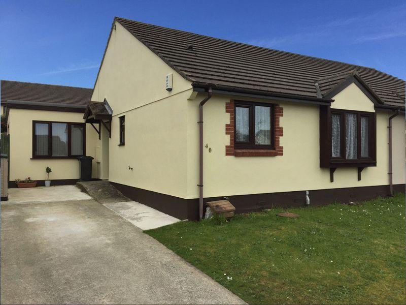 2 Bedrooms Bungalow for sale in Jubilee Meadow, St. Austell