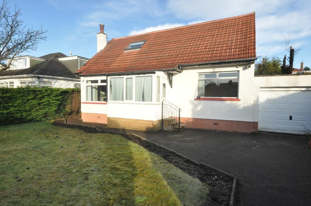 3 Bedrooms Detached Bungalow for sale in Southmains Road , Milngavie , Glasgow , East Dunbartonshire , G62 6DG