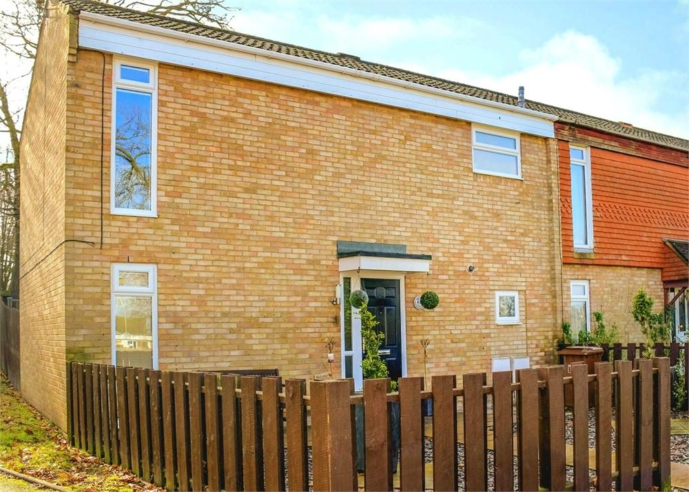 3 Bedrooms End Of Terrace House for sale in Naseby, Bracknell, Berkshire