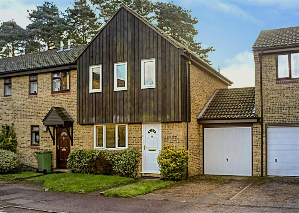 3 Bedrooms End Of Terrace House for sale in Axbridge, Forest Park, Bracknell, Berkshire