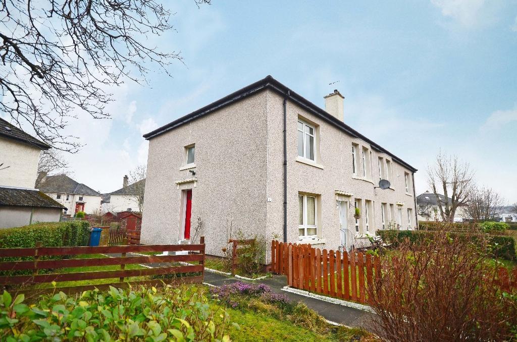 2 Bedrooms Flat for sale in Knightsbridge Street, Anniesland, Glasgow, G13 2YN