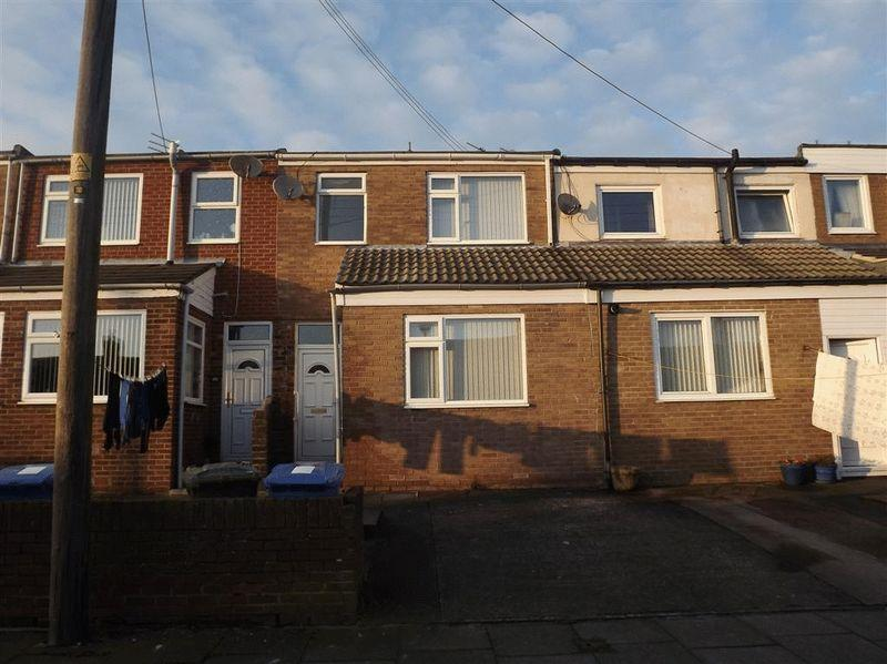 3 Bedrooms Terraced House for sale in Percy Street, Cramlington