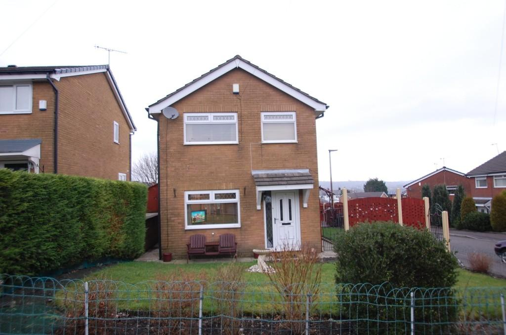 3 Bedrooms Detached House for sale in Full View, Livesey, Blackburn