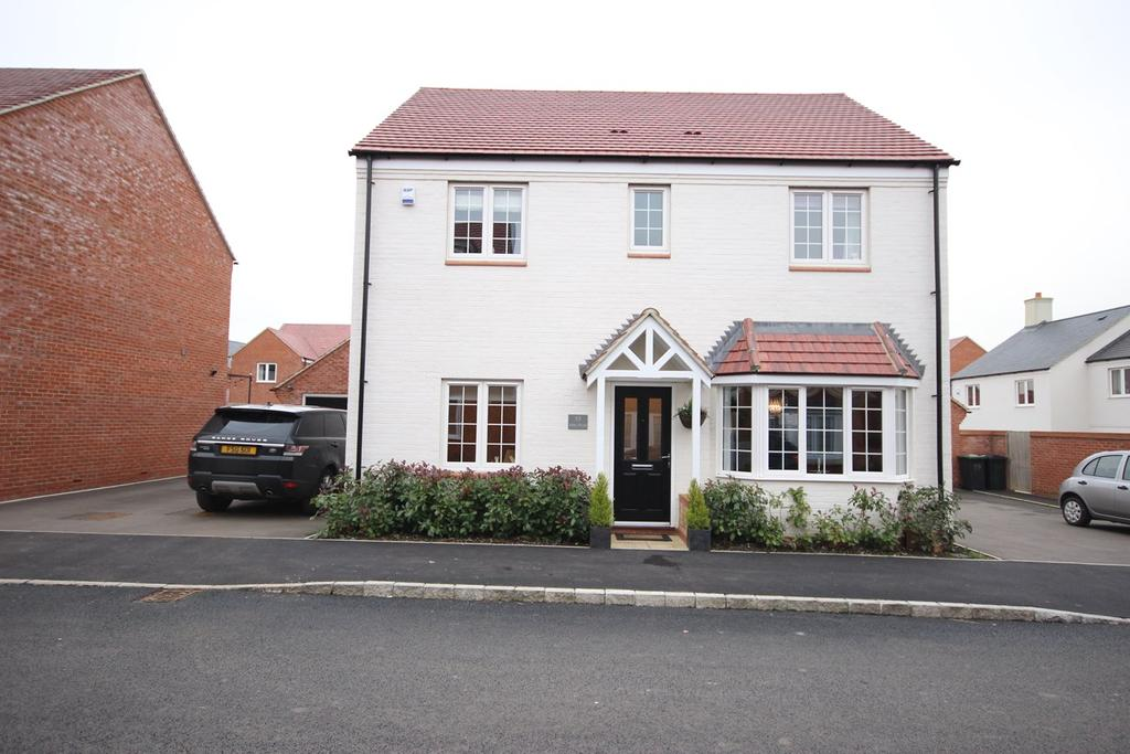 4 Bedrooms Detached House for sale in Alder Wynd, Silsoe, MK45