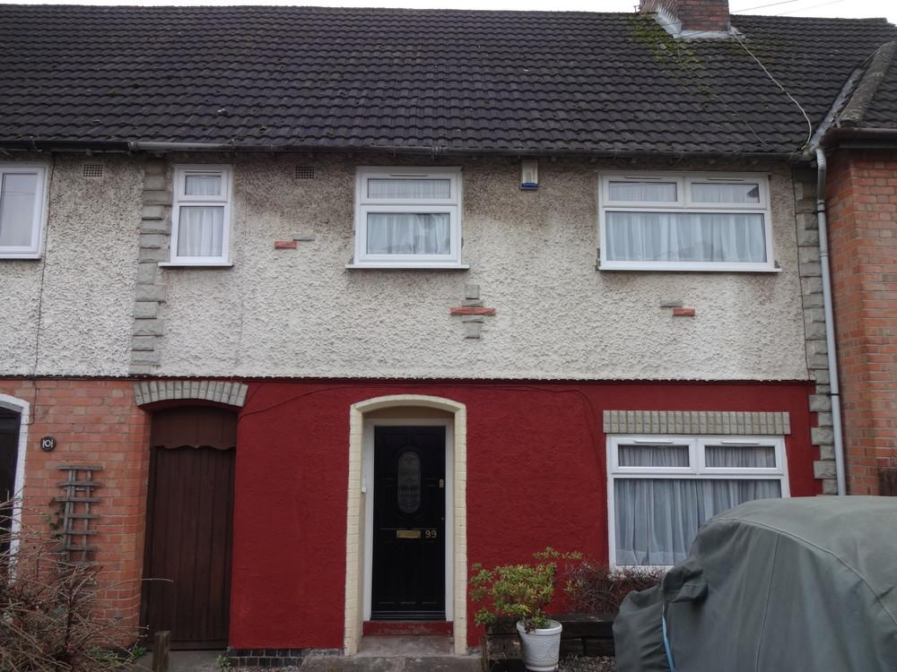 3 Bedrooms Town House for sale in Overpark Avenue, Leicester, Leicestershire