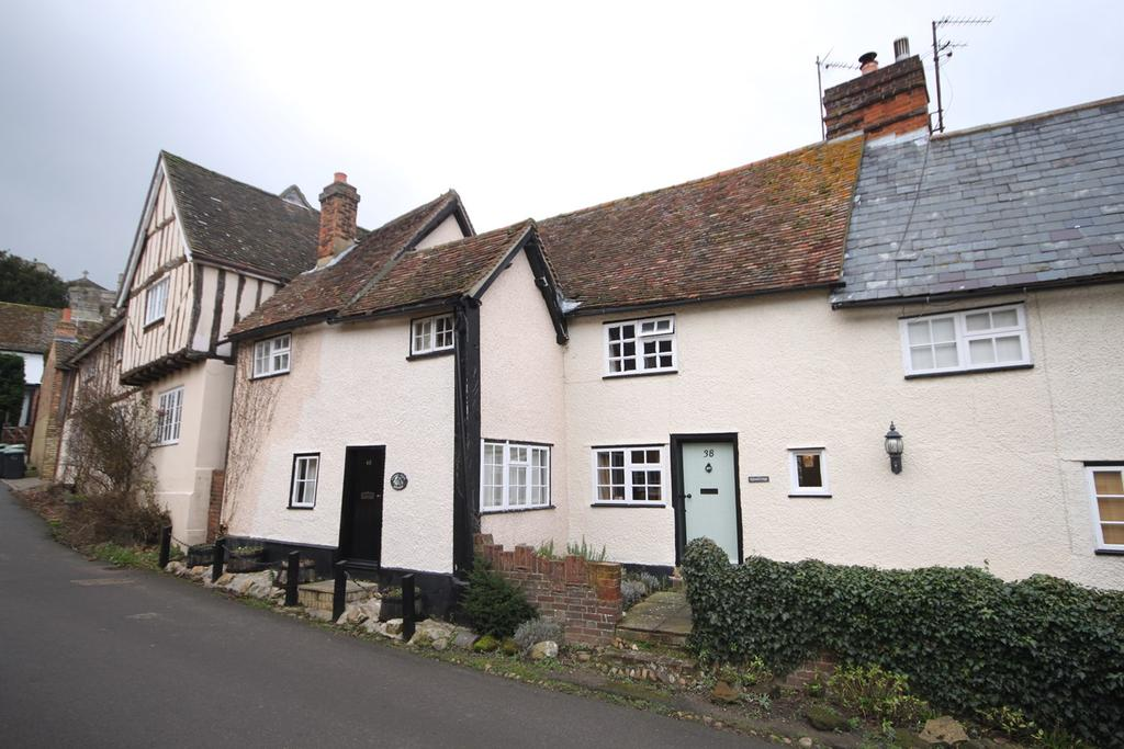 2 Bedrooms Cottage House for sale in Church Street, Shillington, Hitchin, SG5