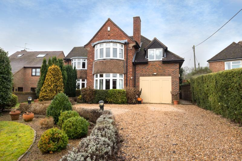 5 Bedrooms Detached House for sale in Gidley Way, Horspath, Oxford