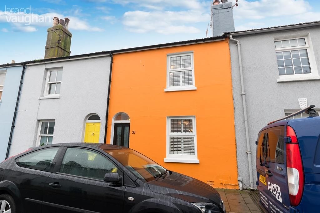 2 Bedrooms Terraced House for sale in Kemp Street, Brighton, BN1
