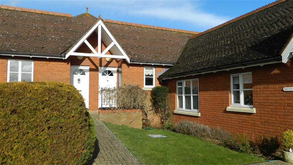 2 Bedrooms Bungalow for sale in Coverdale Court, Yeovil, Somerset, BA21