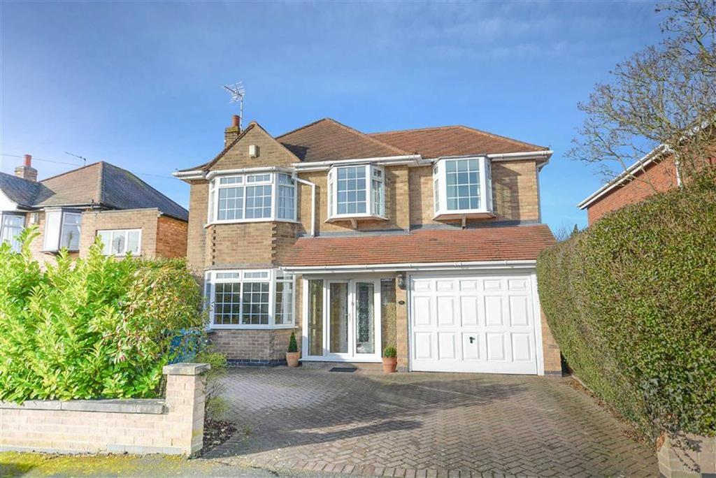 4 Bedrooms Detached House for sale in Stanstead Avenue, Tollerton