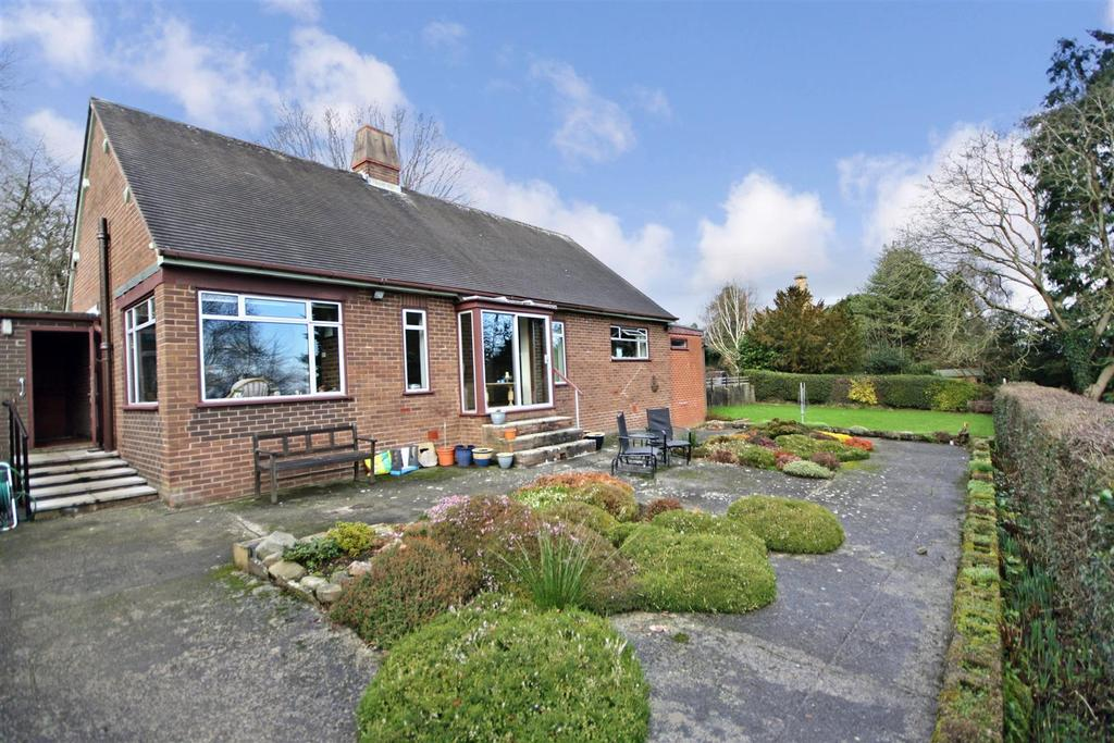 2 Bedrooms Detached Bungalow for sale in Weston Lane, Oswestry