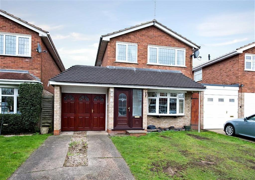 3 Bedrooms Detached House for sale in 14, Waterdale, Wombourne, Wolverhampton, South Staffordshire, WV5