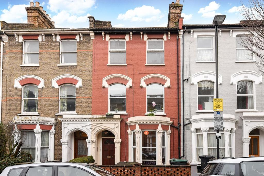 2 Bedrooms Flat for sale in Florence Road, Stroud Green, N4