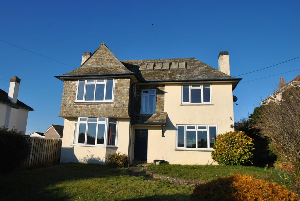 4 Bedrooms Detached House for sale in Poughill Road, Bude