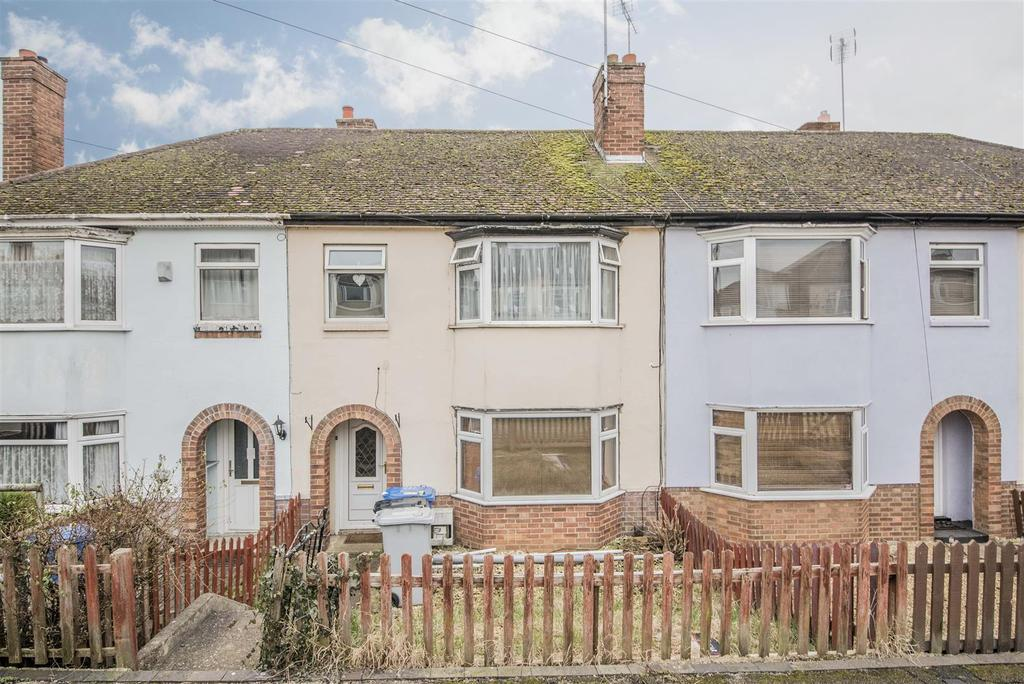 3 Bedrooms Terraced House for sale in Silverwood Road, Kettering