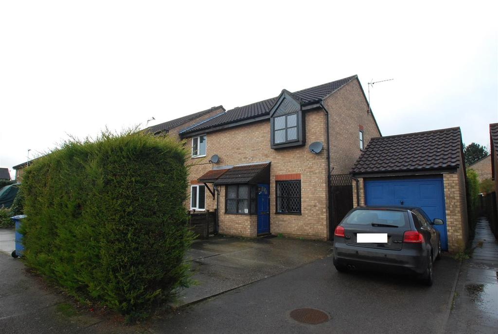 2 Bedrooms End Of Terrace House for sale in Bury St Edmunds