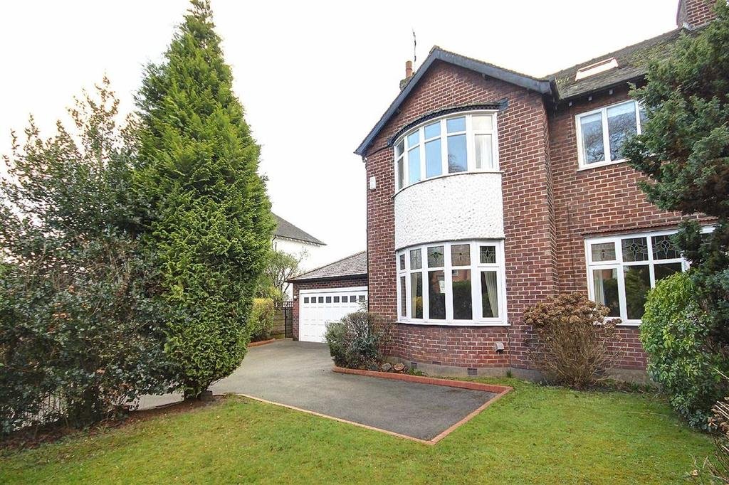 5 Bedrooms Semi Detached House for sale in Park Road, Timperley, Cheshire
