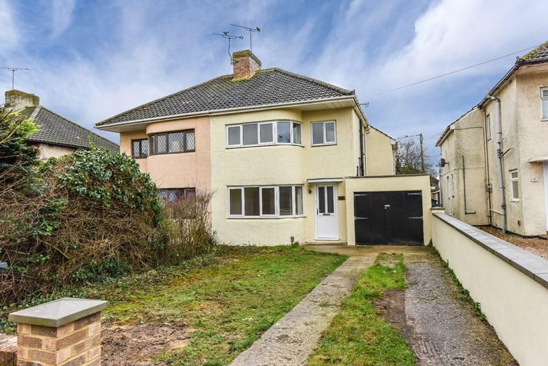 3 Bedrooms Semi Detached House for sale in Weyhill Road, Andover