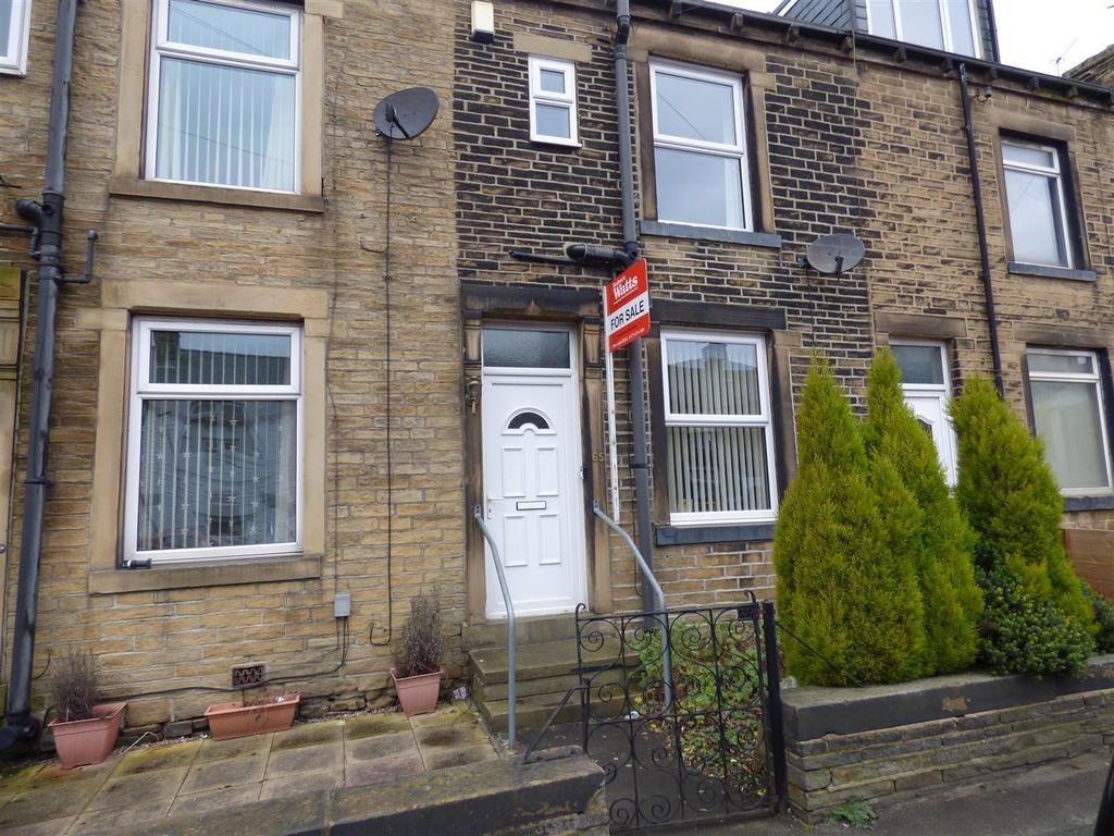 2 Bedrooms Terraced House for sale in Woodhall Avenue, Thornbury,Bradford, BD3 7BU