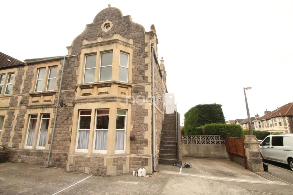1 Bedroom Flat for sale in Stafford Road, Weston-super-Mare