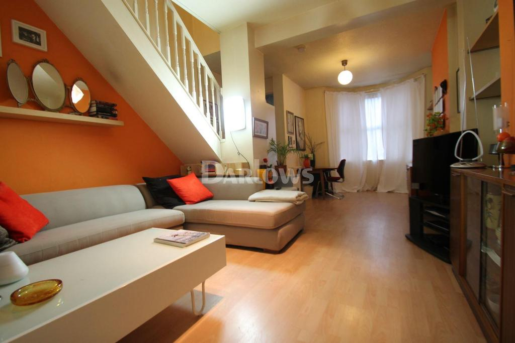 2 Bedrooms Terraced House for sale in Craddock Street, Riverside