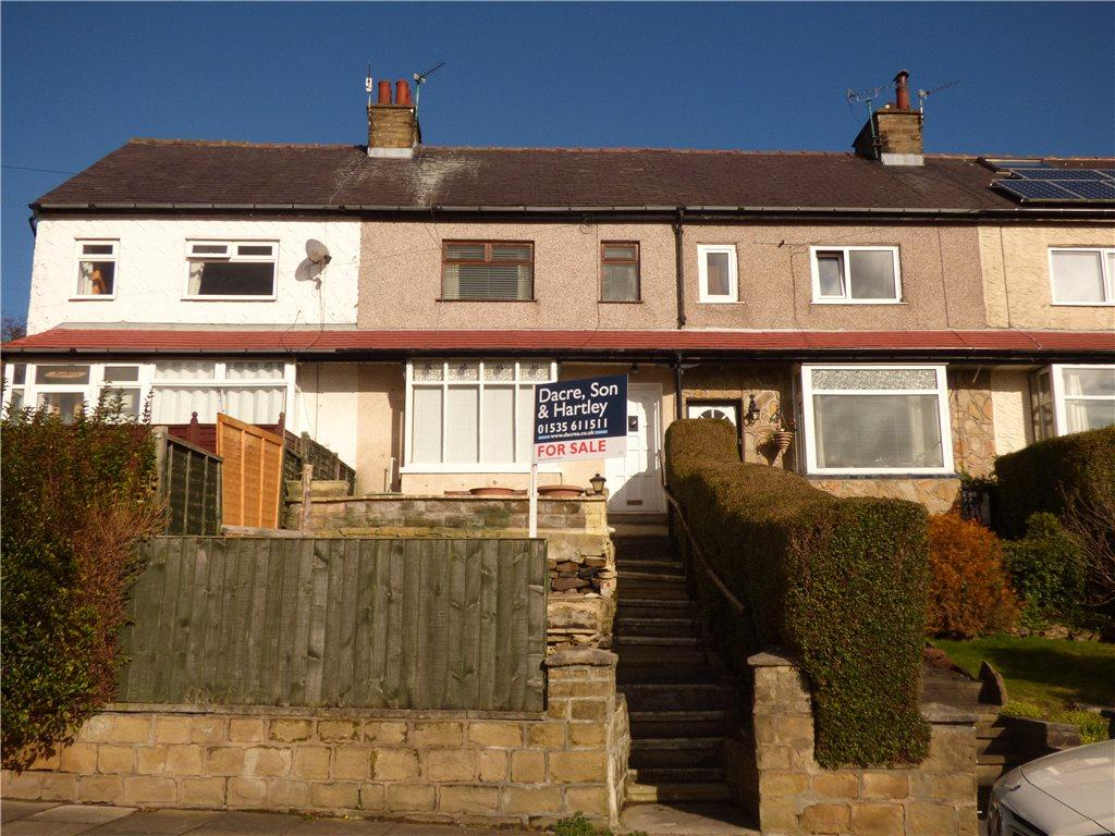 3 Bedrooms Terraced House for sale in Scott Lane West, Riddlesden, Keighley, West Yorkshire