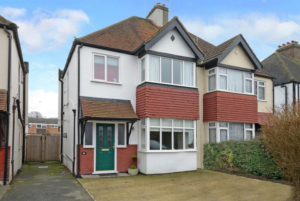 3 Bedrooms Semi Detached House for sale in Walton Road, West Molesey