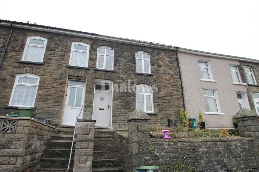 3 Bedrooms Terraced House for sale in Merthyr Road, Pontypridd