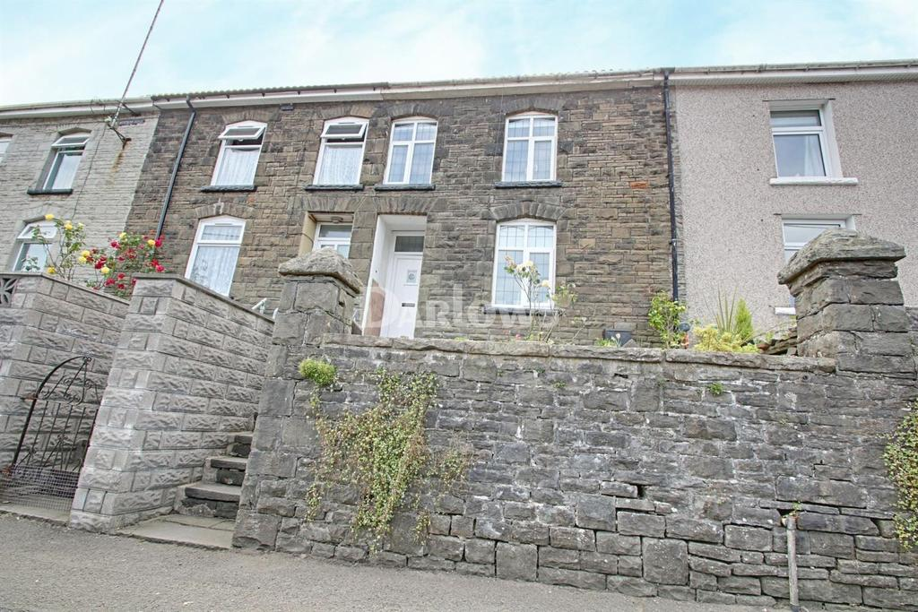 3 Bedrooms Terraced House for sale in Merthyr Road, Pontypridd