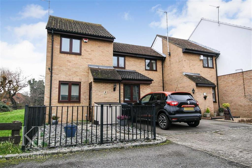 2 Bedrooms End Of Terrace House for sale in Jacksons Drive, West Cheshunt