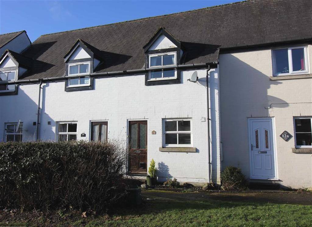 2 Bedrooms Terraced House for sale in Coppice Lane, Castle Caereinion, Welshpool