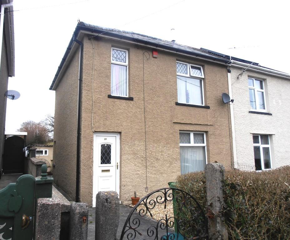 3 Bedrooms Semi Detached House for sale in Trefelin, Trecynon, Aberdare