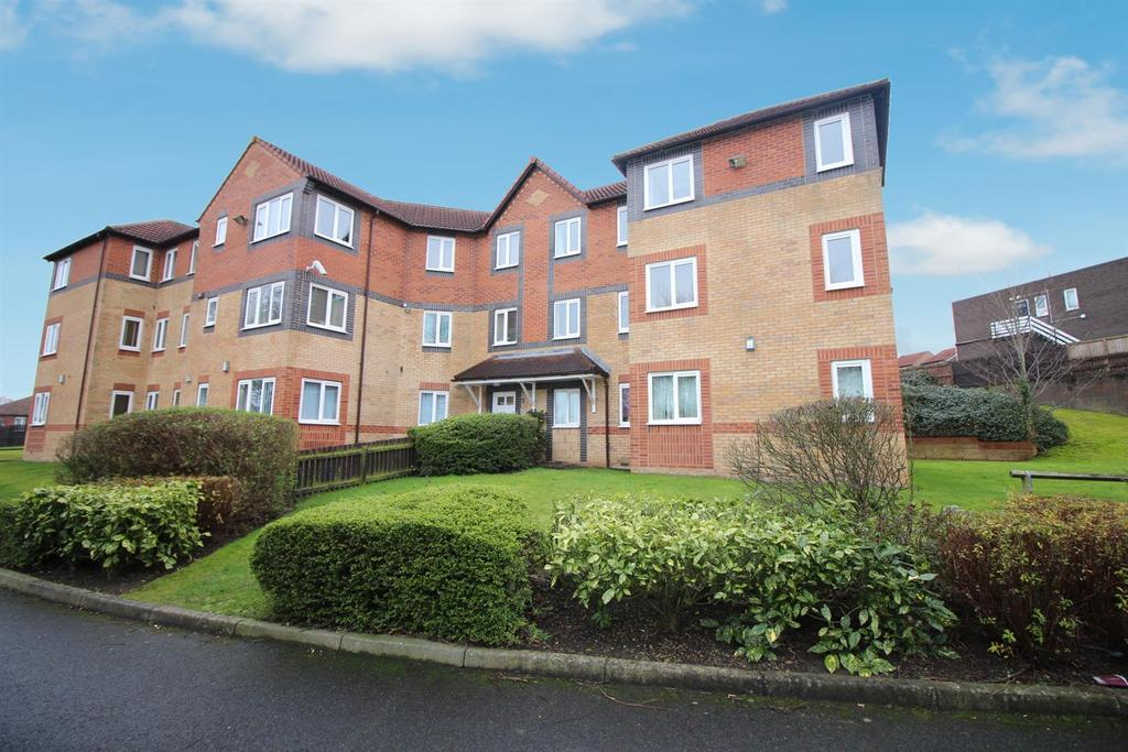 2 Bedrooms Flat for sale in Kensington Court, Nursey Lane, Felling