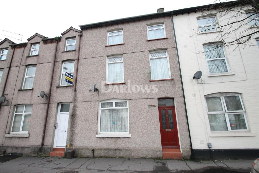 3 Bedrooms Terraced House for sale in Clive Street, Grangetown