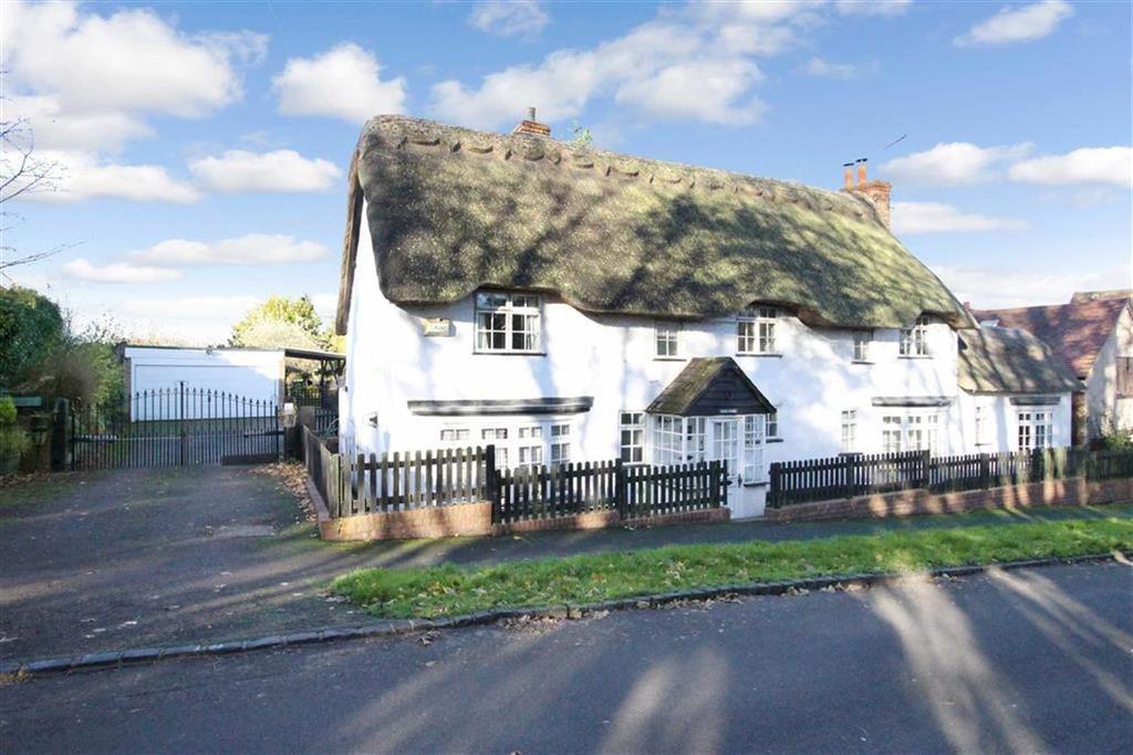 3 Bedrooms Cottage House for sale in School Hill, Offchurch, CV33