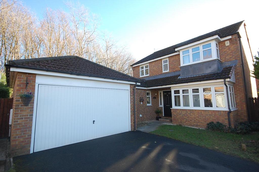 4 Bedrooms Detached House for sale in Swalwell