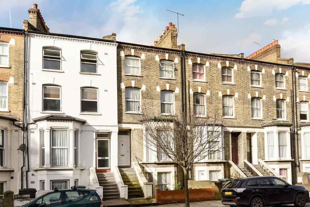 5 Bedrooms Terraced House for sale in Woodstock Road, Finsbury Park, N4