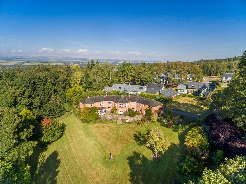 5 Bedrooms Detached House for sale in Pisgah House, Glen Road, Dunblane