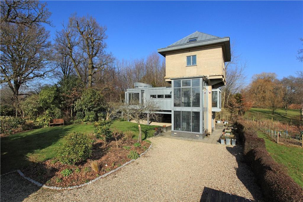 3 Bedrooms Detached House for sale in Hastings Road, Rolvenden, Cranbrook, Kent, TN17