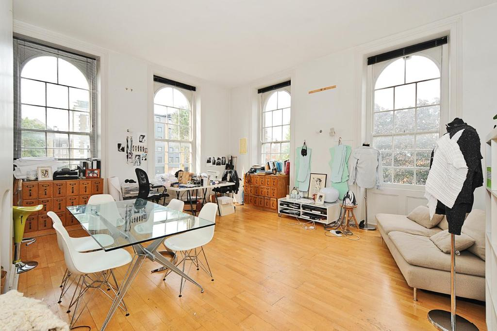 2 Bedrooms Flat for sale in North Road, Holloway, N7