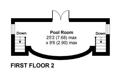 Floorplan 3 of 6: First Floor Two