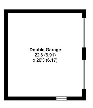 Floorplan 5 of 6: Garage