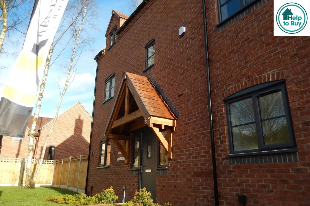 5 Bedrooms Detached House for sale in The Belmont, The Green, Aldridge, Walsall
